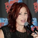 80's Teen Sensation Tiffany Darwish Appears at Planet Hollywood in Times Square - NYC 1/8/11