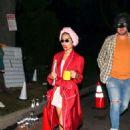 Zoe Kravitz – Casamigos Halloween Party in Beverly Hills