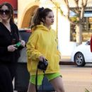 Selena Gomez – Shops with friends at Gelson's in Los Angeles