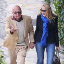 Jerry Hall and Rupert Murdoch - 454 x 695