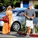 Jessica Simpson Pays A Surprise Visit To Tony Romo, 2008-07-29