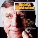 Mickey Mantle - Sports Illustrated Magazine Cover [United States] (18 April 1994)