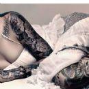 Katherine von Drachenberg - Inked Magazine Pictorial [United States] (February 2010)
