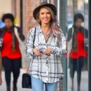 Audrina Patridge  Out and about in Hollywood CA January 12, 2015 - 454 x 795
