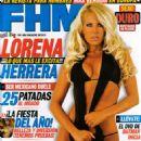 Lorena Herrera - FHM Magazine [Mexico] (October 2005)