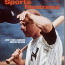 Mickey Mantle - Sports Illustrated Magazine Cover [United States] (21 June 1965)