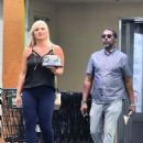 Brooke Hogan at Ralphs in Studio City - 454 x 681