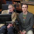 The Big Bang Theory - Stephen Hawking