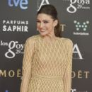Ursula Corbero Goya Cinema Awards 2015 In Madrid