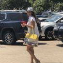 Brooke Burke in Mini Dress – Out in Malibu - 454 x 578