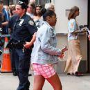 Keke Palmer – Arriving at 'Good Morning America' in NYC - 454 x 697