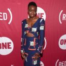 Danai Gurira-December 1, 2015-The ONE Campaign and (RED) Mark World AIDS Day and Celebrate 10 Years of Progress with a Concert at Carnegie Hall in New York