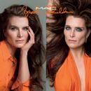 Brooke Shields for MAC Cosmetics X Brooke Shields 2014 Ad Campaign - 454 x 351