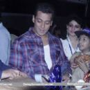Salman Khan At Make a wish Foundation  January 2012