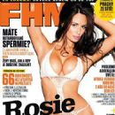 Rosie Roff FHM Czech September 2012 - 454 x 620