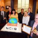 'NCIS' Cast and Crew Throw a Party - 454 x 302