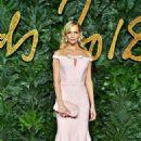 Poppy Delevingne – 2018 British Fashion Awards in London - 454 x 681