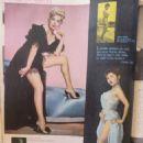 Dany Carrel - Cinemonde Magazine Pictorial [France] (4 December 1958) - 454 x 590