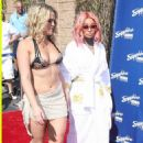 Blac Chyna Hosts Sapphire's Pool Party at Sapphire Pool and Day Club in Las Vegas, Nevada - May 6, 2017