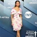 Storm Reid – 2020 Screen Actors Guild Awards in Los Angeles - 454 x 603
