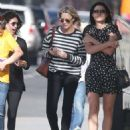 Robin Wright – Walk with her friends in West Hollywood - 454 x 579