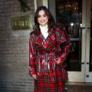 Jenna Coleman – Cosmo's 100 Most Powerful Women Luncheon in NYC December 12, 2017 - 454 x 690