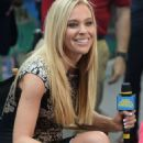 Kate Gosselin Visits Gma In New York