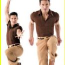 Mario Lopez As Zak In The Broadway Revivel Of A CHORUS LINE - 205 x 350