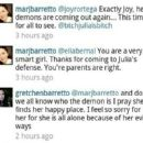 Sisters Gretchen And Marjorie Barretto Exchange Heated Words With An Instagram User
