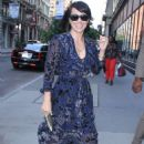 Constance Zimmer – Arrives at AOL Build Speaker Series in New York - 454 x 681