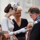 Angelina Jolie – 200th Anniversary of Most Distinguished Order of St Michael and St George in London - 454 x 681
