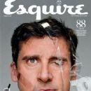 Steve Carell - Esquire Magazine Cover [Spain] (September 2015)