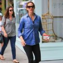 Jennifer Garner – Shopping for school supplies in Los Angeles