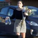 Ariel Winter in Mini Skirt – Out in Valley Village