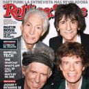 The Rolling Stones - Rolling Stone Magazine Cover [Argentina] Magazine Cover [Argentina] (3 June 2013)