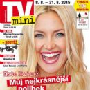 Kate Hudson - TV Mini Magazine Cover [Czech Republic] (8 August 2015)