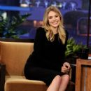 "Elizabeth Olsen: at ""The Tonight Show with Jay Leno"""