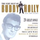 The Very Best Of Buddy Holly And The Picks