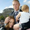 Andrew Flintoff and Rachael Wools - 454 x 683
