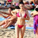 Helen Flanagan In Bikini At A Beach In Ibiza 09/16/2018