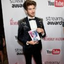 Joey Graceffa - 2016 Streamy Awards - 400 x 600