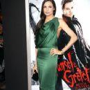 Famke Janssen on The Premiere of the movie Hansel & Gretel: Witch Hunters (2013)