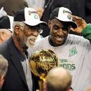 Bill Russell and Kevin Garnett - 298 x 241