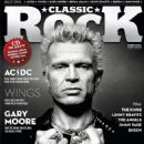 Billy Idol - Classic Rock Magazine Cover [Germany] (November 2014)