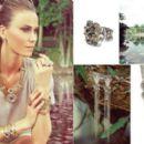 Renata Kuerten - Estela Geromini Summer Jewelry Campaign 2014