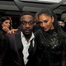 Nicole Scherzinger: attend the Maroon 5 Grammy After Party & Adam Levine Fragrance Launch Event