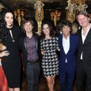 L'Wren Scott and Mick Jagger host private dinner at the Cafe Royal Hotel to celebrate the L'Wren Scott Fall/Winter 2013 Collection - London, UK - 17 February 2013 - 440 x 612