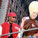 Safaree Samuels and Nicki Minaj - 454 x 361