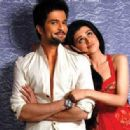 Raqesh Vashisth, Ridhi Dogra - Gr8! TV Magazine Pictorial [India] (February 2012) - 454 x 316
