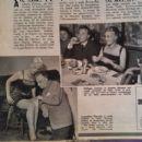 Jacqueline Pierreux - Cinemonde Magazine Pictorial [France] (11 October 1956)